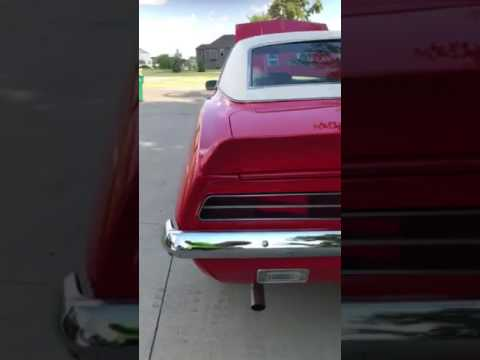 Video of '69 Camaro RS/SS - KKAG