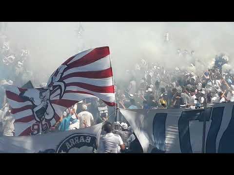 """Previa Barra Brava 96 3ra final contra tecla"" Barra: La Ultra Blanca y Barra Brava 96 • Club: Alianza"