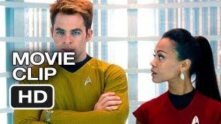 Star Trek Into Darkness Movie CLIP - Ears Burning (2013) - Chris Pine Movie HD