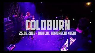 COLDBURN @ Bibelot, Dordrecht
