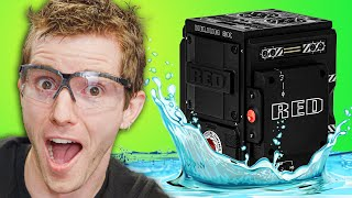 WE FINALLY DID IT!! - Water Cooling the 8K Camera!