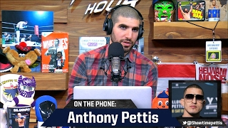 Anthony Pettis on UFC 206 Weight Cut: I Couldn't Even Walk Down to the Scale