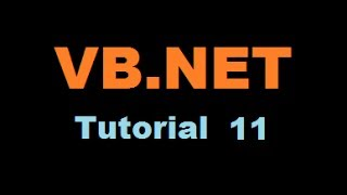 VB.NET Tutorial 11 : How to Create and Use a Function in VB .NET (Visual Basic)