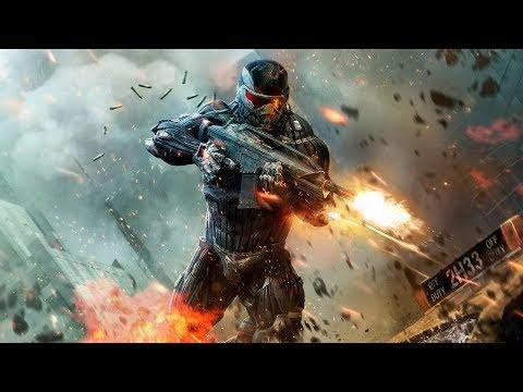 Прохождение Crysis 2 на стриме. #1 - Первый стрим