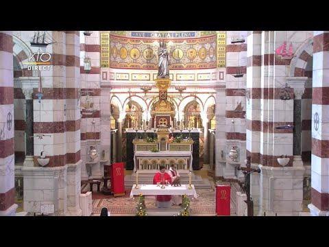Laudes et Messe du 22 juin 2021 à Notre-Dame de la Garde