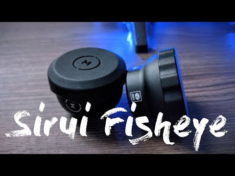 Sirui Fisheye Smartphone Lens Review