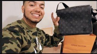 Louis Vuitton District PM ECLIPSE Messenger Bag!!!!