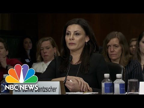 Former Gymnasts Give Emotional Testimony About Sexual Abuse | NBC News