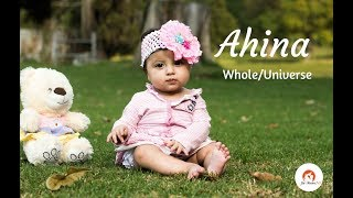 10 Most Uncommon Beautiful Indian Baby Girls Names 2019