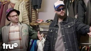 Big Trick Energy - Chris and Eric Pull Off A Scary Watch Trick (Clip) | truTV