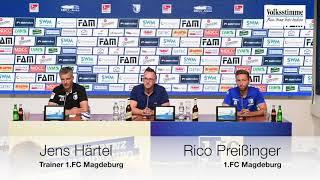 FCM vor Spiel gegen Kiel