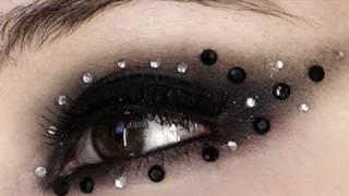 Cheryl Cole Parachute Music Video Inspired Makeup