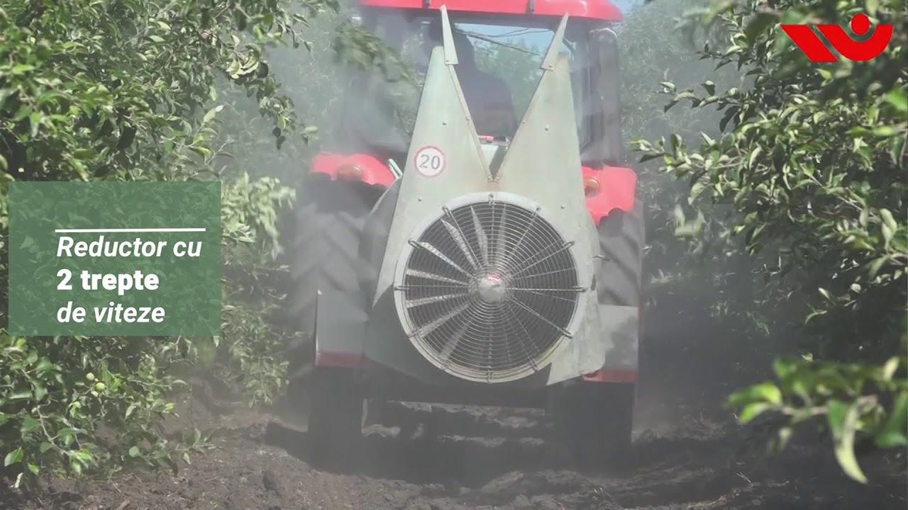 Masina de stropit OPV-2A - Image 7