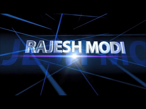 Singer Rajesh Modi Showreel