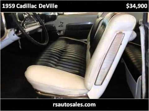 Video of '59 DeVille - KGYK