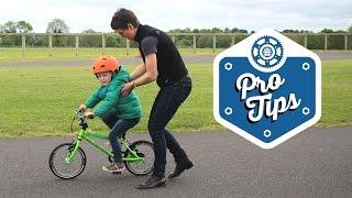 Teach Your Kid How To Ride A Bike | BikeRadar's Ultimate Guide