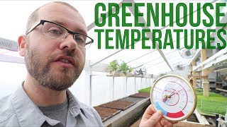 What's the optimal temperature for your greenhouse?