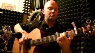 """Agustin Amigo - """"Video Games"""" (Lana Del Rey) - Solo Acoustic Guitar"""