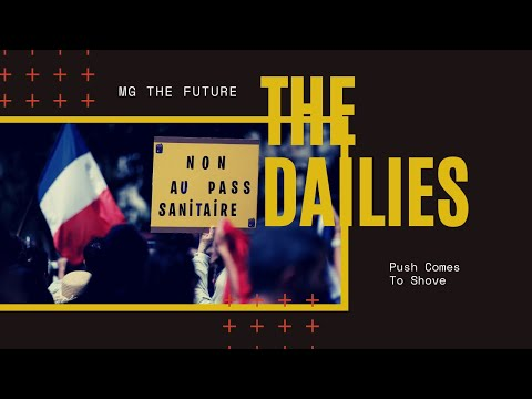 The Dailies 54 👁   Has Push Come To Shove In America? (Discussion)
