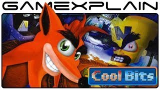 Cool Bits - Crash Bandicoot 2's Annoyed Dr. Cortex Secret