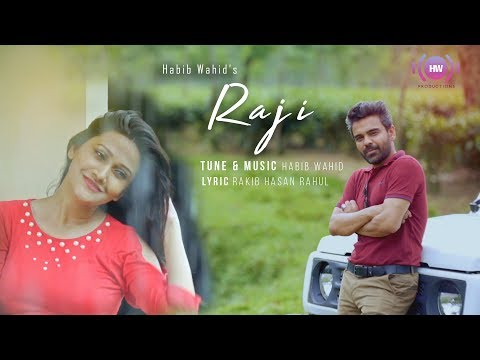 Habib Wahid - Raji - Official Music Video