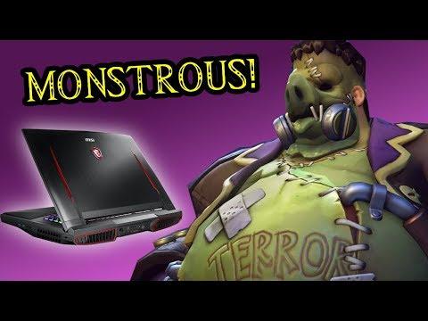 Laptop or Desktop? … Best of Both Worlds? MSI GT75VR 7RE TITAN Review