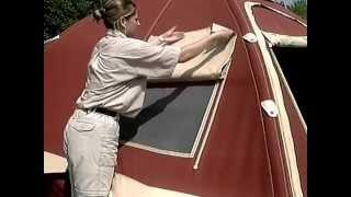 Karsten Air tent 設置動画
