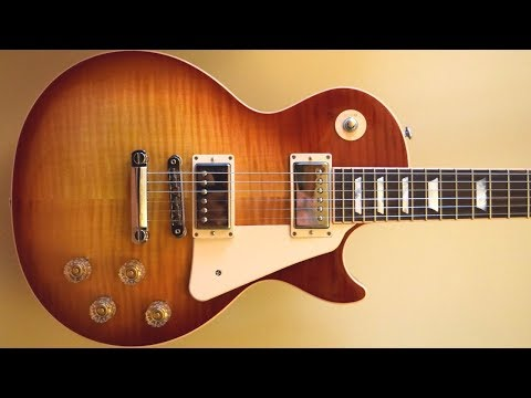 Mellow Soulful Groove Guitar Backing Track Jam in D