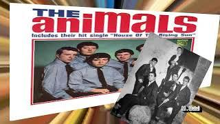 The Animals Eric Burdon Talkin' bout you