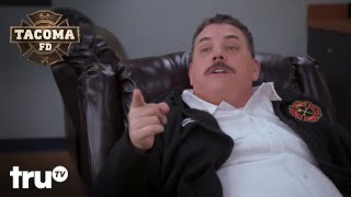 Tacoma FD - Judge Terry's Side Effects to Wisdom Teeth Removal (Clip) | truTV