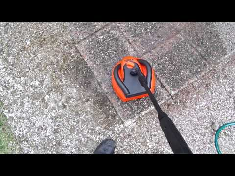 Black & Decker PW 1900 WR Plus First Test Swedish
