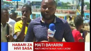 Maiti Baharini: Mwili wapatikana huko Likoni ukielea baharini