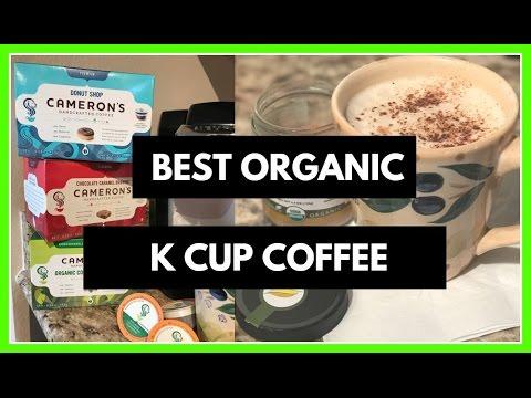 Best Organic K Cup Coffee | Organic High Fat Keto Coffee Options