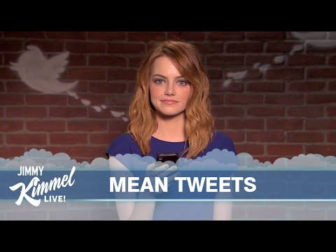 Celebrities Read Mean Tweets #7 (видео)