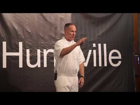Why We Should Teach Debate In Prison | David M. | TEDxLeeCollegeHuntsville