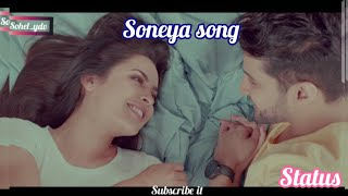 Gambar cover Soneya song WhatsApp status || Rupinn || Official music video
