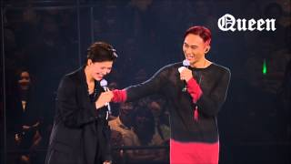 張智霖ChiLam(Julian)Cheung_今生今世+袁詠儀深情說話 ChiLam Crazy Hours Live 2014