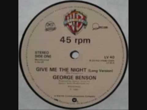 George Benson - Give Me The Night