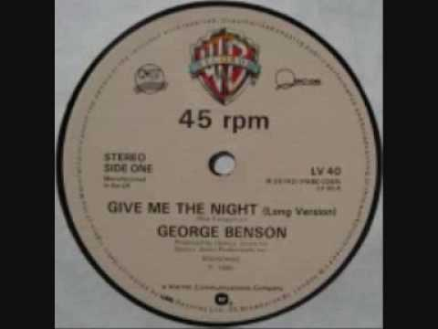 George Benson - Give Me The Night video