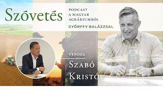 Szabó Kristóffal az exportlehetőségekről - Szóvetés podcast 2. évad 18. epizód