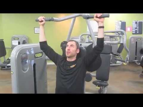 How to Use the Vertical Traction Machine