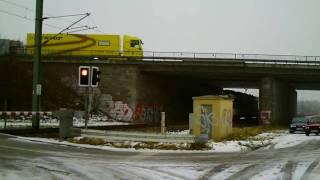 preview picture of video 'Murgtalbahn S31 von Rastatt nach Forbach zwischen Rastatt und Kuppenheim'