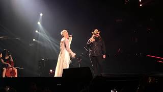 P!nk & Chris Stapleton Love Me Anyway At MSG (Madison Square Garden), 052119 (HD)