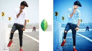 Snapseed Amazing Editing Tricks | Best Color Effect Android App | Snapseed Editing Tutorial