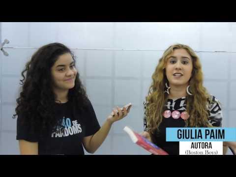 Entrevista com Giulia Paim