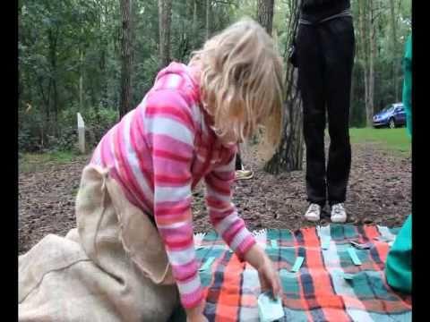 Kindervakantieweek Vierlingsbeek 2010