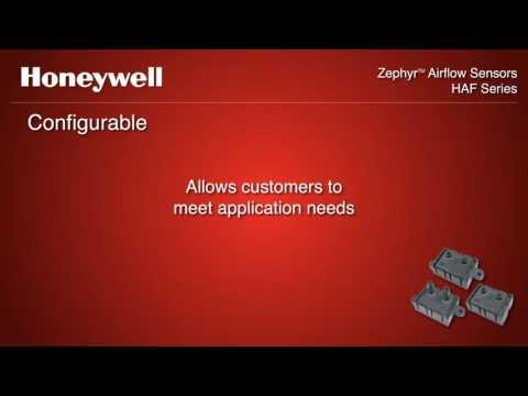 Honeywell Ventilator Airflow Sensor AWM720P1