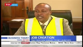 Job creation Survey to be launched by Government