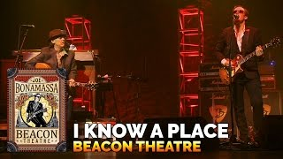 Joe Bonamassa - I Know A Place - Beacon Theatre - Live From New York