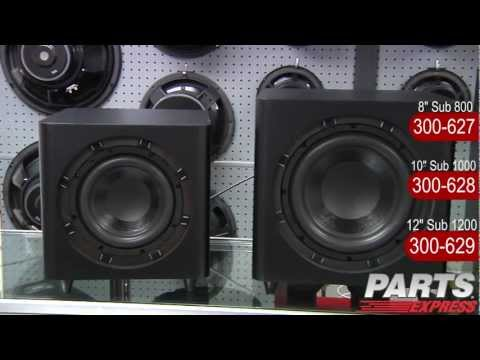 How To Properly Set Your Subwoofer's Volume (Without Shaking The Roof)